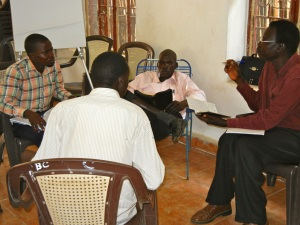 Juba Interaction
