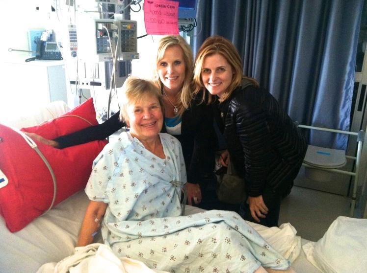 Stephanie, Leslie and Sharon
