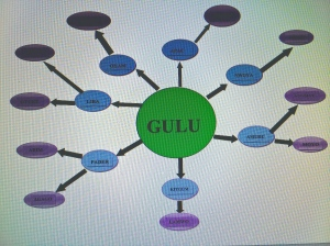 Strategy to reach Gulu and northern Uganda