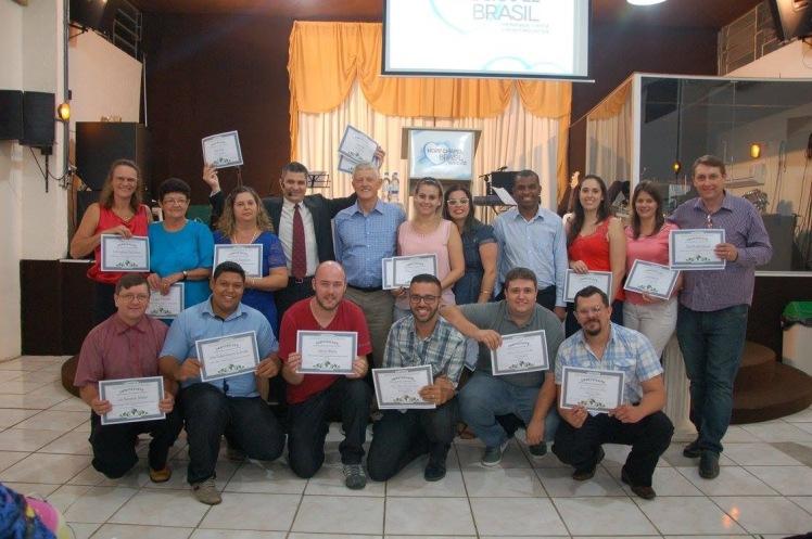 Bom Retiro do Sul Phases 1, 2, 3, 4 Completion