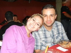 Mariana and Tony
