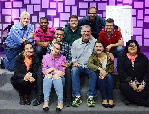 Phase 3 Divine Expedition trainers (7 Brazilians, 3 Americans, and Pastor Luis)
