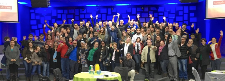 Celebrating Newfound Freedom in Christ