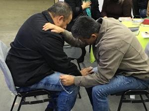 P3 Praying Together