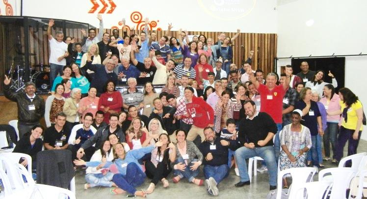 Crazy for Jesus in Valinhos